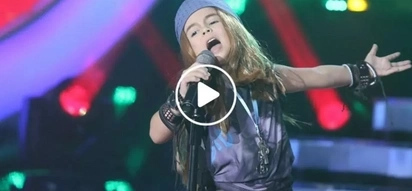 Xia Vigor's 'Sweet Child of Mine' performance as Axl Rose is the cutest rock n' roll jam