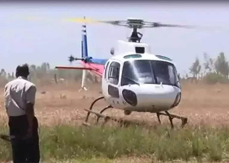 ODM politician angers neighbours after use of helicopter during odd hours
