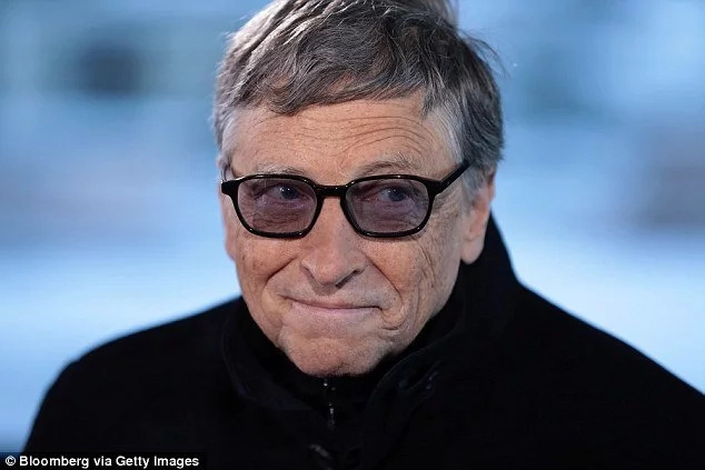 Green with envy! Bill Gates could become world's 1st TRILLIONAIRE