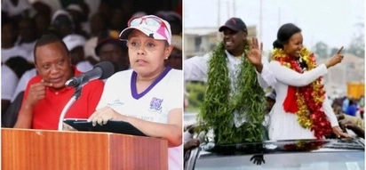 Here are Kenya's most romantic political couples or is it just for the cameras?