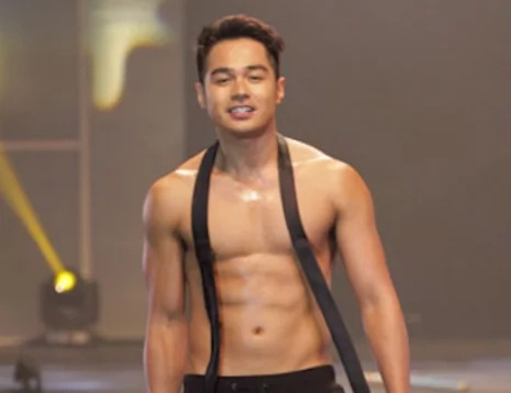 [VIDEO] Benjamin Alves reacts to sex video