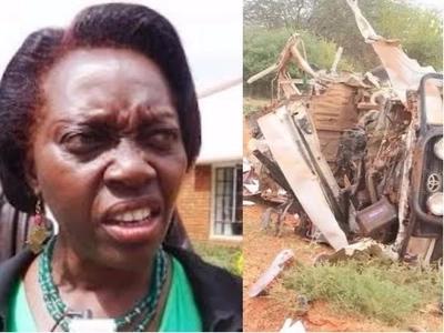Karua akasirishwa na shambulizi la kigaidi lililosabisha kifo cha mwanamke mmoja Mandera