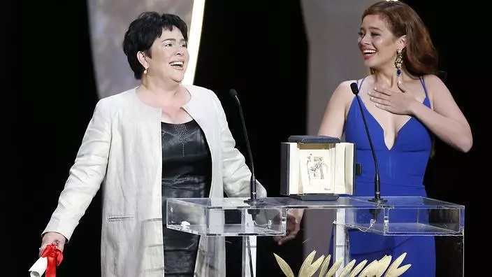 Praisers and bashers surround Jaclyn Jose's Cannes' win