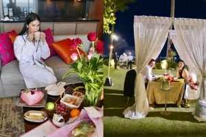 Heart Evangelista and Chiz Escudero celebrates 2nd anniversary with a whopping P20,000 dinner package