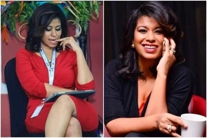 Former Citizen TV news anchor Julie Gichuru breaks the internet with her new look