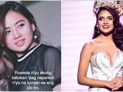 Hindi po ako ganun! Ella Cruz speaks up on alleged accusations that she did not share her dressing room with Ganiel Krishnan