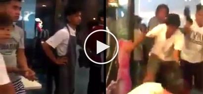 Rambulan sa McDonald's! Pinoy teens' savage brawl at fast food chain caught on video