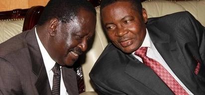 Kenneth Marende na Mie tunahusiana kwa jambo la kipekee – Raila Odinga afichua