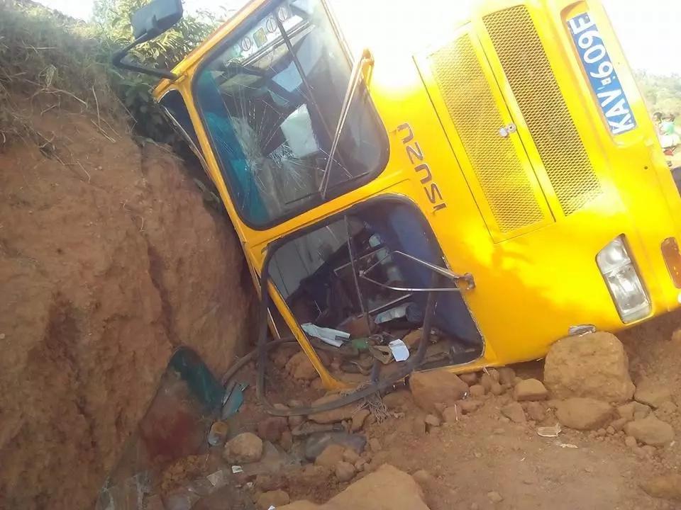 Accident, Sirisia, Bungoma