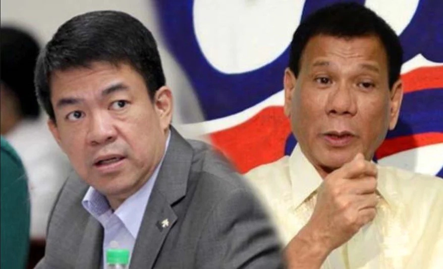 Pimentel to set agenda with Duterte in Davao City