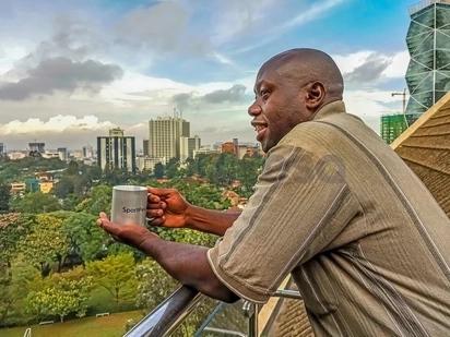 Meet Western Kenya's newest millionaire, winner of Sh17 million