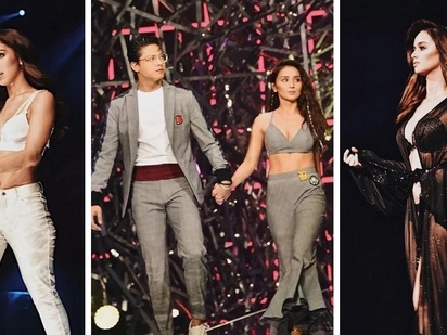 See all the stars who heat up the stage of the 30th Bench fashion show