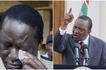 Presidential debate thrown into spin after Raila, Uhuru quit