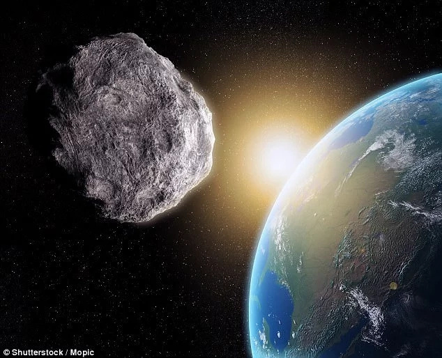 Is Earth about to be hit? A gigantic 4.8 kilometer wide space rock called Florence is coming – NASA