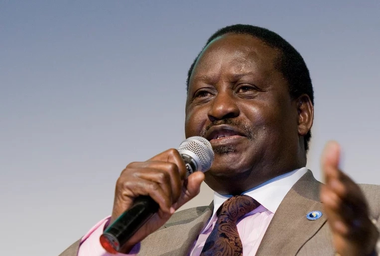 American NGO pledges support for Raila Odinga, see what they are planning for him