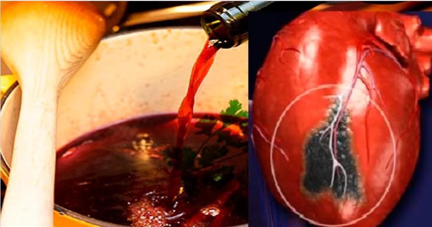 Receta de 800 años de antiguedad puede curar los problemas del corazón y las enfermedades