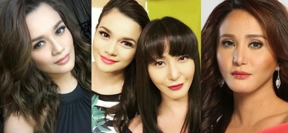 Friendship almost over! Hotheaded Katrina Halili throws mirror at Yasmien Kurdi during shoot