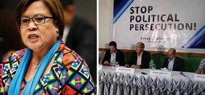 Pangatlo na! EU lawmakers denied visit to De Lima again
