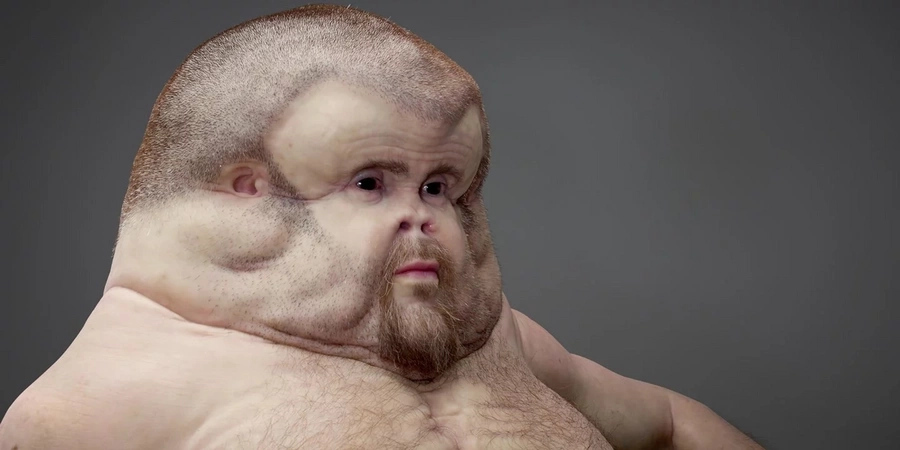 Has Science Gone Too Far? Meet Graham: the man designed against car crashes!
