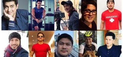 Ang kikisig pa rin! Male celebrities who look dashing in their 40's