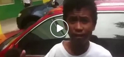 Pinoy street kid amazes netizens with his mash-up of Justin Bieber and Bruno Mars songs