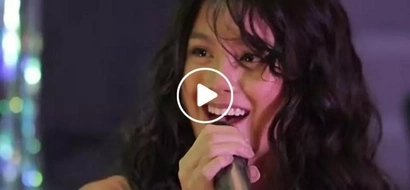 Take a peek at Ylona Garcia's simple yet memorable 15th birthday celebrations