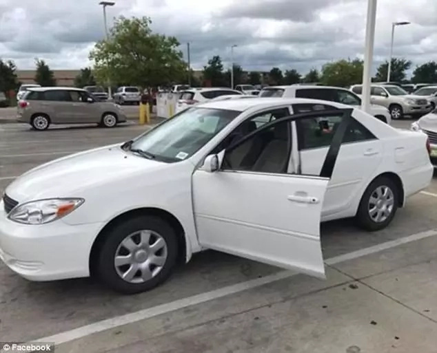 The 2004 Toyota Camry
