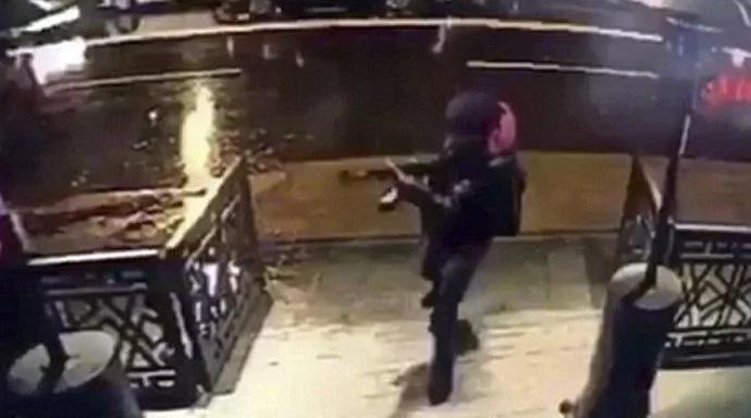 Islamic State sent Istanbul mass murder jihadi three women as reward for butchery