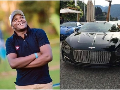 The lavish lifestyle of comedian and radio host Jalang'o as told in photos