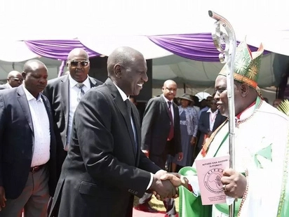 Ruto mourns death of his outrider involved in grisly accident