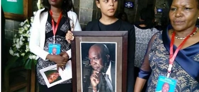 Was Jacob Juma buried with torch and knife to haunt killers? Watch video
