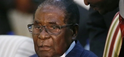 You cannot fire our dad! Mugabe's son posts defiant message as father refuses to step down