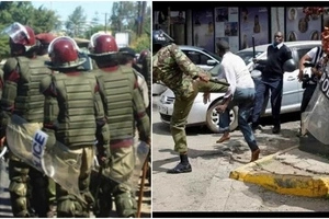 The number of policemen to supervise elections will leave you surprised