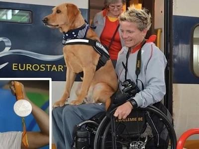 Ella está en silla de ruedas considerando la eutanasia y nunca adivinarás cómo cambiaría sus planes