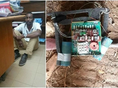 Fresh twist in case involving Multimedia University Student with explosives