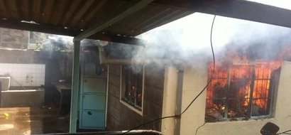 Another MCA's Car And House Burnt Down In Thika