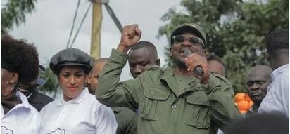 WanaNASA waambieni polisi ni kwa nini mnampenda Raila - Orengo