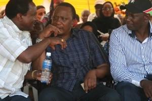 Huu ndio WADHIFA nilioahidiwa na Rais Uhuru, asema Kalonzo