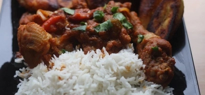 Thugs reward themselves with chicken stew and rice after stealing KSh 10 million