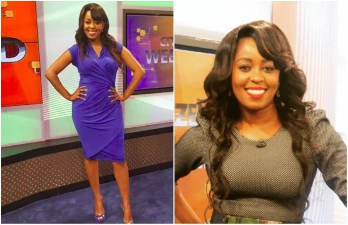 Photo of Citizen TV's Lilian Muli and this man has gotten people talking