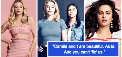 Nagalit kasi pinaliit bewang! 'Riverdale' stars slammed Cosmo PH for changing their bodies with photoshop