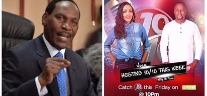 Kenya's moral police disappointed in obscenities aired on Citizen TVs 10/10 late night show