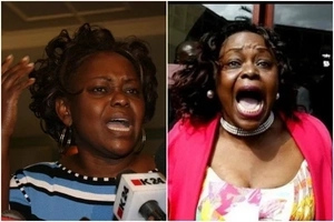 Millie Odhiambo's house burned down after winning ODM nominations