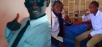 Man claiming to be Uhuru Kenyatta's nephew blows the Internet