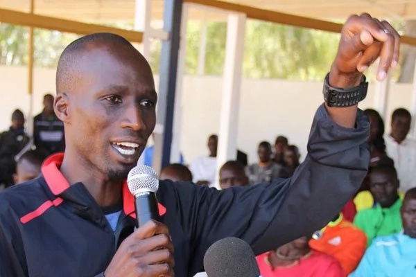 Cherangany MP Wesley Korir to run in Rio Olympics marathon