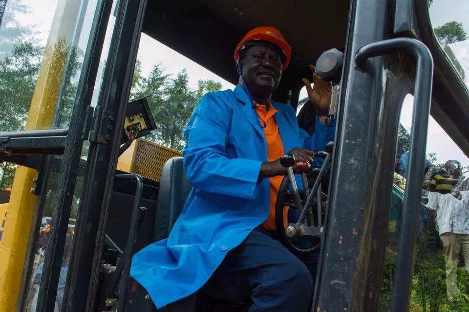 Raila Odinga to hold massive meetings in three counties