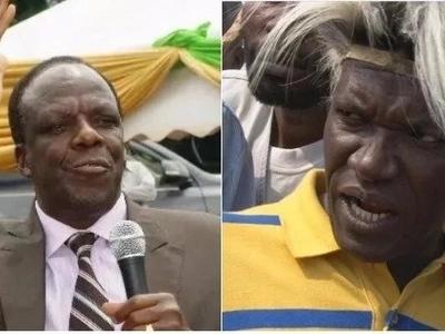 Khalwale offered humiliating job after Raila's deputy beat him by a landslide in the Kakamega gubernatorial race