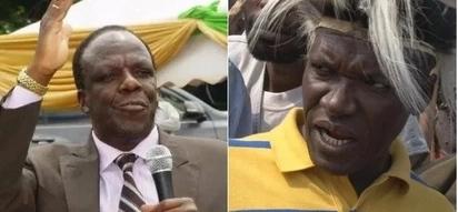 Kakamega: Khalwale apewa kazi ya 'kimadharau' baada ya kushindwa vibaya na Oparanya