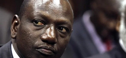 DP Ruto deeply disappointed during the Tokyo conference