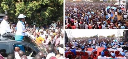 NASA yapata pigo kuu baada ya Kalonzo na Ngilu kutofautiana hadharani Ukambani (video)